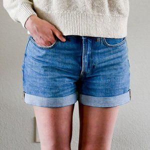 Everlane Relaxed Denim Shorts
